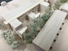 This invited competition for the new graduate accommodation of Churchill College Cambridge was inspired by historic precedents including 'Heraldic' iconography prevalent in many college gatehouse lodges. Architecture Models, Churchill, Lodges, College, Projects, Inspiration, Biblical Inspiration, Cottages, University