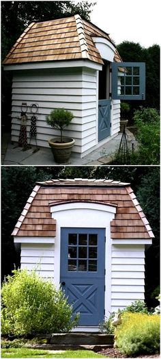 garden shed designs 26 #gardensheds Build Your Own Shed Plans in