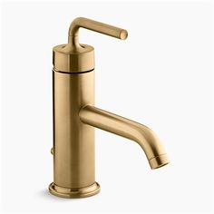 Bathroom Sink Faucet 14402 4a Purist Single Control Lavatory With
