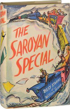 William Saroyan stories illustrated by Don Freeman
