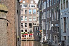 Zeedijk Amsterdam Netherlands, Travel