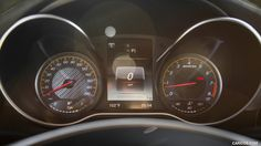 2017 Mercedes-AMG C63 S Coupe Edition One (US-Spec) - Instrument Cluster HD