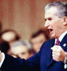 Ultima FOTOGRAFIE cu Nicolae Ceausescu inainte de a muri! Este UNICA si realizata de un strain! Bernie Tiede of Carthage, Texas
