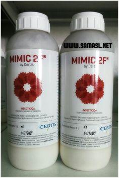 Mimic 2F Insecticida de nueva generación para el control de diversas Orugas de Lepidópteros. Muy adecuado para Producción Integrada.