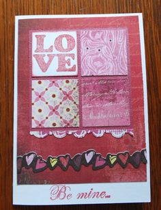 close to may heart valentines card   Pin it 2 Like Image