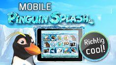 Pinguin Splash mobile - jetzt auf win2day