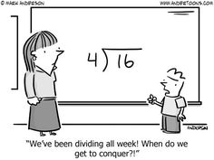Today on Andertoons - Comics by Mark Anderson Math Puns, Math Memes, Math Humor, Math Comics, Science Cartoons, Education Quotes For Teachers, Education Humor, Education Quotes In Hindi, Quotes For Students