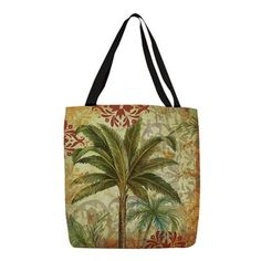 Shop for Thumbprintz Palms Pattern III Tote. Free Shipping on orders over $45 at Overstock.com - Your Online Handbags Outlet Store! Get 5% in rewards with Club O!