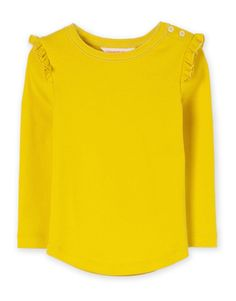 Frill Detail T-Shirt   Woolworths.co.za