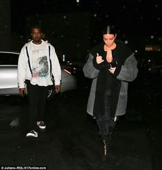 Kim Kardashian Treats Kanye West To A Spa Day