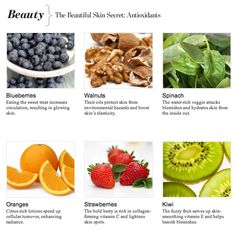 Beautiful Skin Food