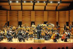 A Orquestra Sinfônica da Bahia (OSBA) realiza no mês de setembro mais de dez concertos com entrada Catraca livre.