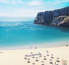 Al Hoceima Beach, Morocco❤️                                                                                                                                                      More