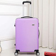 Color : Gray TONGSH 20 inch 24 inch Carry On Luggage Lightweight ABS 4 Wheel Spinner Suitcase Hard Cabin Travel Case Hand Luggage Spinner Trolley