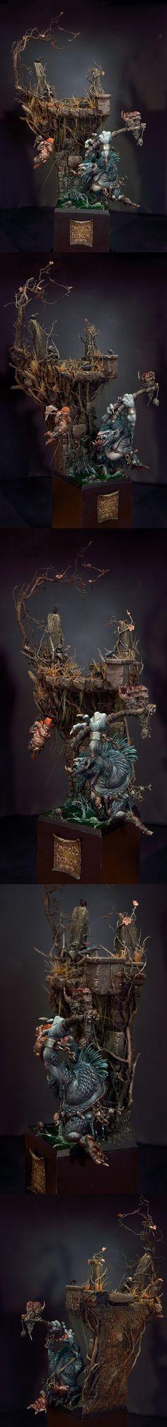 Untold Honor - Slayer Sword Golden Demon Germany 2012