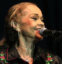 Etta James, abeslaria (1938/01/25-2012/01/20)