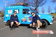 Stickers Voiture – Olivier et Dorian dans le 49   Blog Lookvoiture.com, spécialiste des autocollants voiture