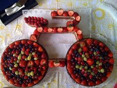 cute idea for fruit