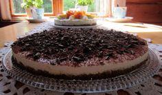 Herkkuja leipomassa: Amarulajuustokakku/ Amarula Cheesecake (24 cm)