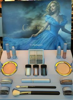 Cinderella Makeup Limited Edition Collection By Mac Cosmetics Mac