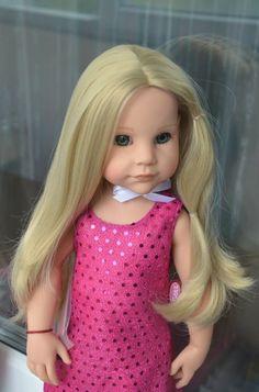 Ханна рок-звезда 2011г. от Gotz (Готц). Максимальное снижение цены!!! / Игровые куклы / Шопик. Продать купить куклу / Бэйбики. Куклы фото. Одежда для кукол