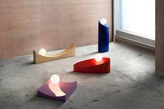 Sculptural, Geometric Lighting by Child Studio - Design Milk