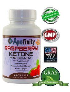 1 Raspberry Ketones Weight Loss Supplement by Apofintiy, 500mg of Premium Raspberry Ketone per Capsule, 60 Capsules per Bottle, Raspberry Ketones Offer 100% Natural Weight Loss, Specially Formulated for Proven Maximum Effectiveness