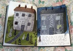 Art Journal by Amy Adele Seymour