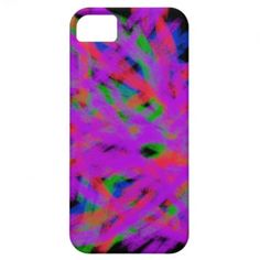 Jazz Painting iPhone 5 Cover.  $39.95