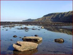 Runswick Bay - UK Yorkshire, Britain, Coastal, To Go, Places To Visit, England, Colours, Spaces, Water