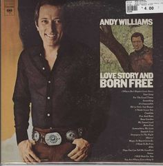 Andy Williams - Love Story / Born Free