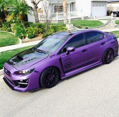 2015 WRX in a sweet Purple paint job 2015 Wrx, 2015 Subaru Wrx, Subaru Cars, Subaru Impreza, Subaru Auto, Tuner Cars, Jdm Cars, Cars Auto, Rally Car