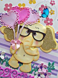 Kids Crafts, Sunday School Crafts For Kids, Animal Crafts For Kids, Foam Crafts, Arts And Crafts, Diy Notebook, Decorate Notebook, Elephant Crafts, Egg Carton Crafts