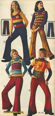 1970's kids clothes - Google Search