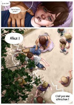 Episode 1 - page 4 - Astre Rouge - Webcomics.fr