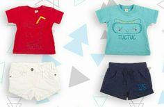 Basicos de tuc tuc en www.latitaloca.com  Envios gratis  http://latitaloca.com/es/204-camisetas-y-shorts-nino