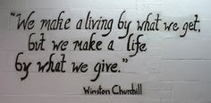 Words to live by. #Quote by Winston Churchill http://www.rosettabooks.com/blog/commemorate-the-100-anniversary-of-wwi-with-over-40-winston-churchill-ebook-deals/