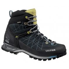 4934d600864ea MTN Trainer Mid GTX W s Schuhe carbon-turquise UK9 carbon-turquise