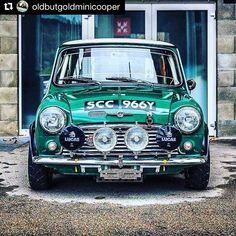 Mini Cooper Classic, Mini Cooper S, Classic Mini, Classic Cars, My Dream Car, Dream Cars, Mini Jeep, Mini Morris, Mg Cars