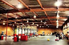 The 25 Most Kick-Ass Alternative Gyms in the U.S.   Greatist