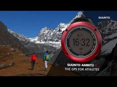 INTEGRATED GPS WITH HEART RATE MONITORING FOR THE OUTDOOR SPORTS  Suunto Ambit changed everything. It was the first GPS watch to combine cutting-edge outdoor and training features, with thousands of sports apps ready to download. And it continues to evolve with the release of even more advanced apps. Building on this tradition, Suunto Ambit2 and Ambit2 S add next-generation multisport features for swimming, cycling and more.