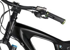 BMW enduro mountain bike 2012