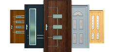 Čo je dverná výplň?