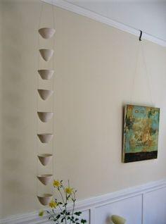 hanging bowls...nine of them~