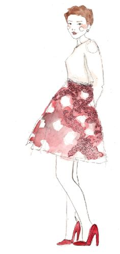 By Katie Rodgers on paperfashion.net