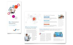 Free Tri Fold Brochure Template - Download Tri Fold Brochure Design