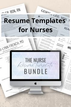 """RAISE YOUR HAND IF YOU WANT MORE FROM YOUR NURSING CAREER. Now raise it higher if the thought of writing your résumé and cover letter gives you tachycardia. I want to share the exact templates I use to make this process super easy for nurses...without spending hours googling """"cover letter examples"""" or figuring out a complicated template. Nursing Resume Template, Resume Templates, Cover Letter Template, Letter Templates, Cna Programs, Becoming A Nurse Practitioner, All Nurses, School Application, Cover Letter Example"""