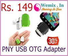 PNY USB OTG Adapter Rs 149