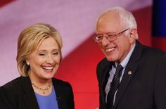 """'Bernie Mopped the Floor With Hillary' in Charleston Debate - Clinton tried to show voters she's the """"serious and sober candidate."""" But """"if there's one thing we've learned about the political mood of the United States going into 2016,"""" writes John Podhoretz, """"it's that the public doesn't seem especially sober.""""  - 2016/01/18"""