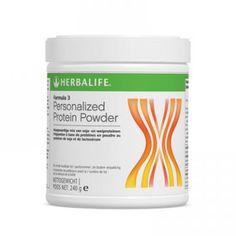 Personalised Protein Powder is een rijke bron van soja- en wei proteïne, wat u kan helpen bij het opbouwen van magere spiermassa in het lichaam en het behoud van vitale botten. Geeft een beter verzadigd en langer gevuld gevoel.